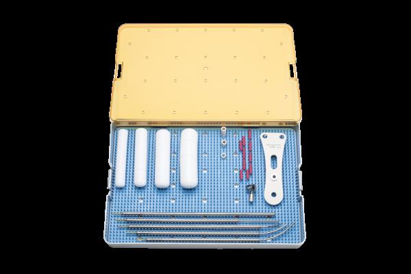 CT/MR Segmented Vaginal Applicator Set