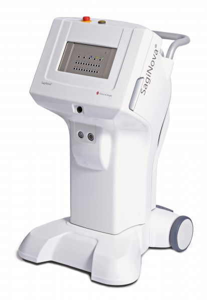 SagiNova® Co-60 & Ir-192 compatible